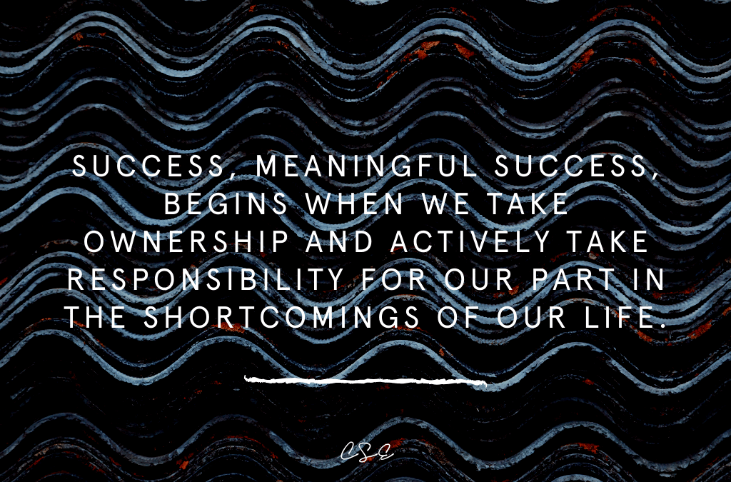 Music, Quotes & Coffee - quote about taking ownership of your success