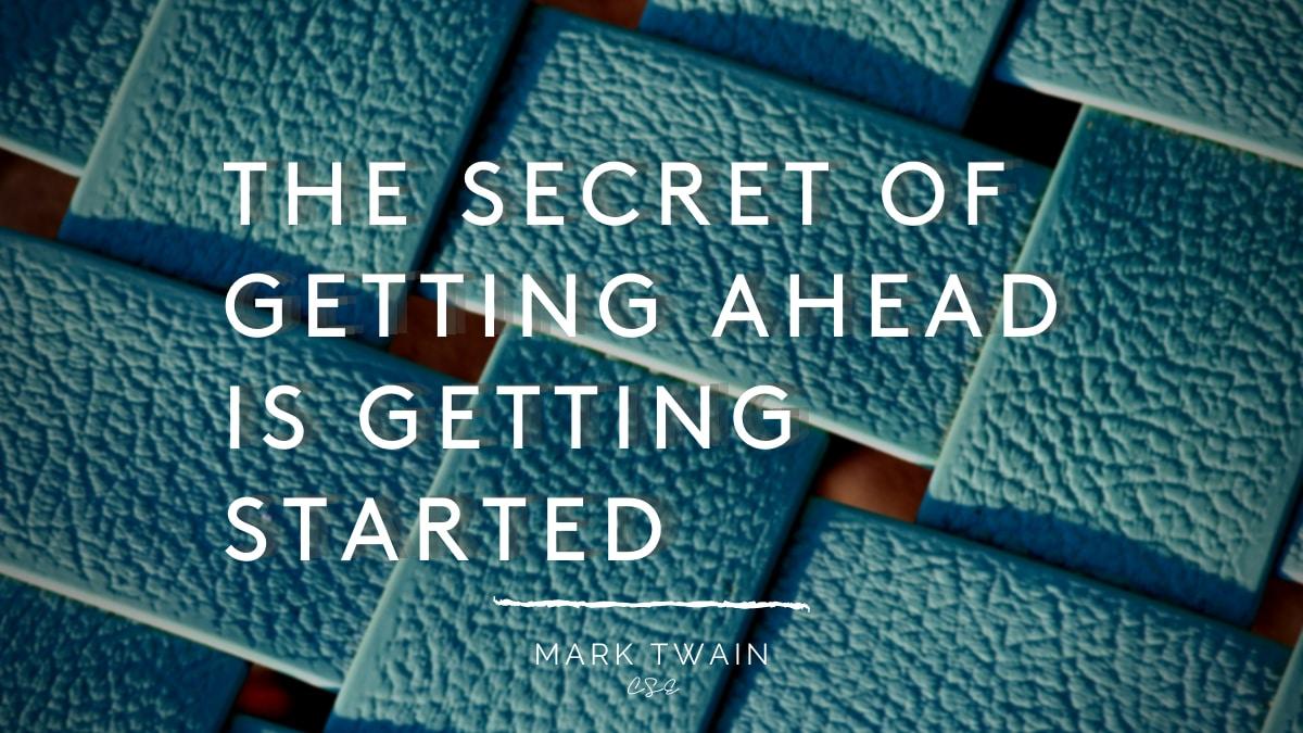 Alder Koten - Executive Search Consultant - Mexico - USA - The Secret of Getting Ahead- Motivation - Inspiration