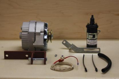 Delco kit for Farmall M-450