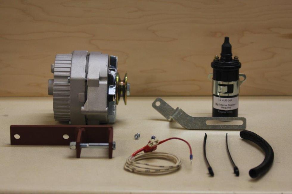delco alternator kits