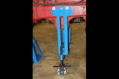 Heavy Duty Front Splitting stand