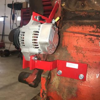 This Denso is shown on my Farmall B tractor. The Denso alternator kit fits the A, B, C, 100, 130, 200, 230, 240, and early 140 tractors.