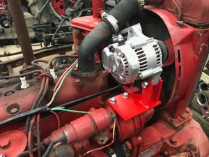CUB with Denso Alternator