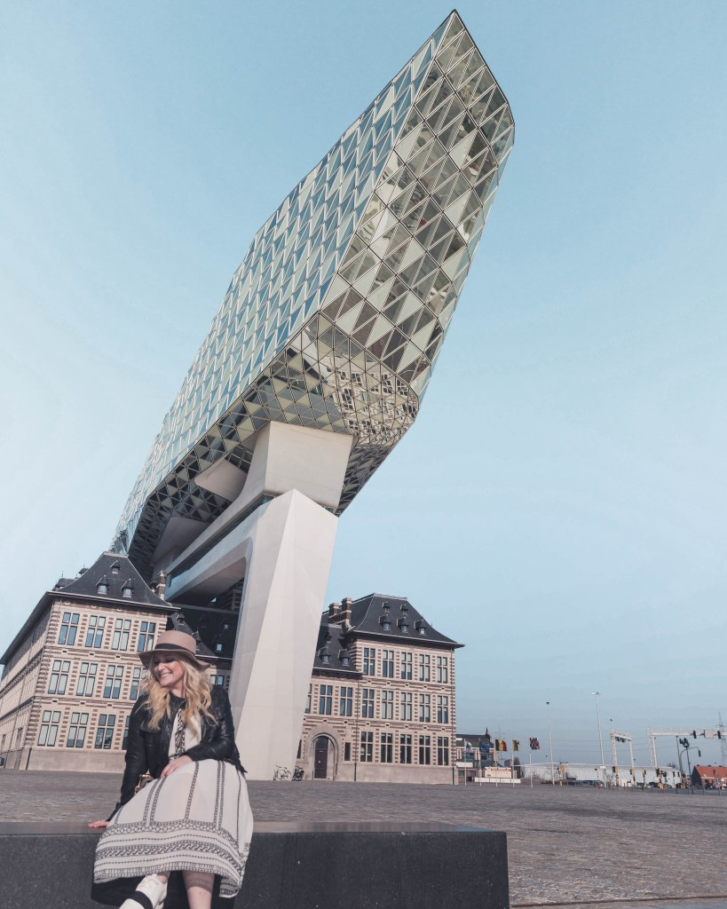 zaha hadid ^prt authority, Beautiful Places to Visit in Antwerp