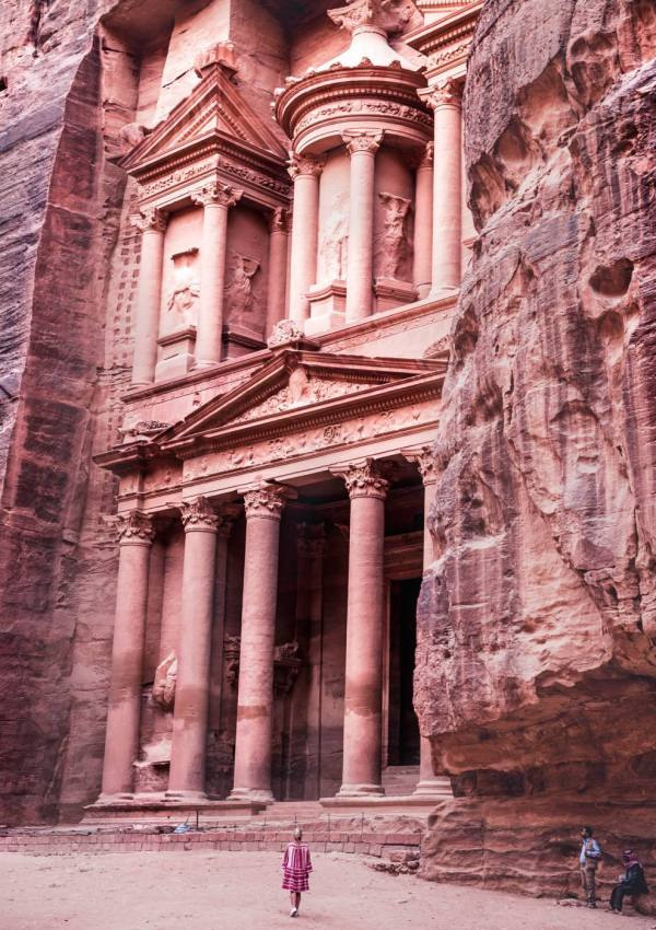 The perfect day trip to Petra.