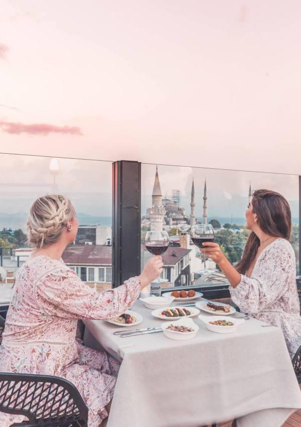 Where to stay in Istanbul: Sura Hagia Sophia Hotel