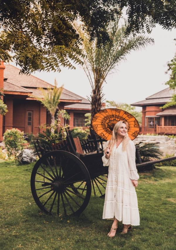 Where to stay in Bagan: Heritage Bagan Hotel