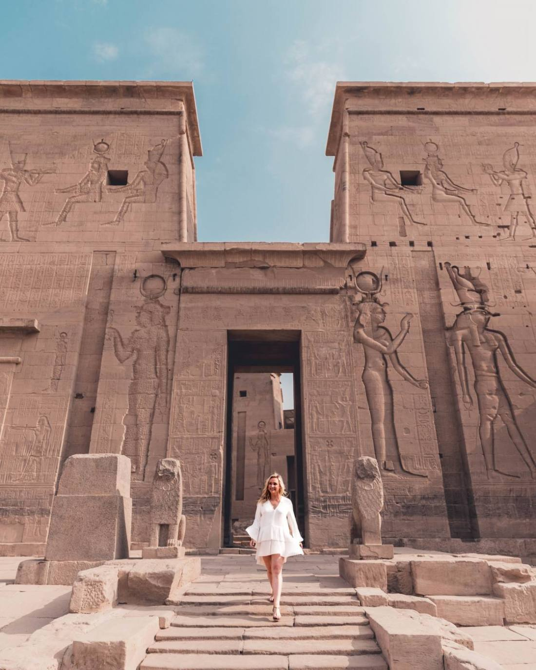 most beautiful places in Egypt