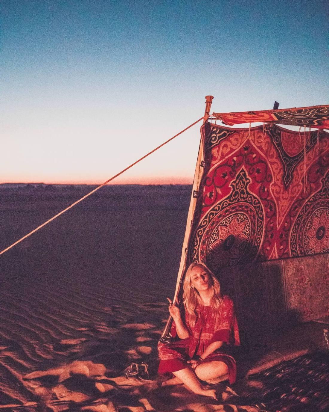 white desert national park travel egypt
