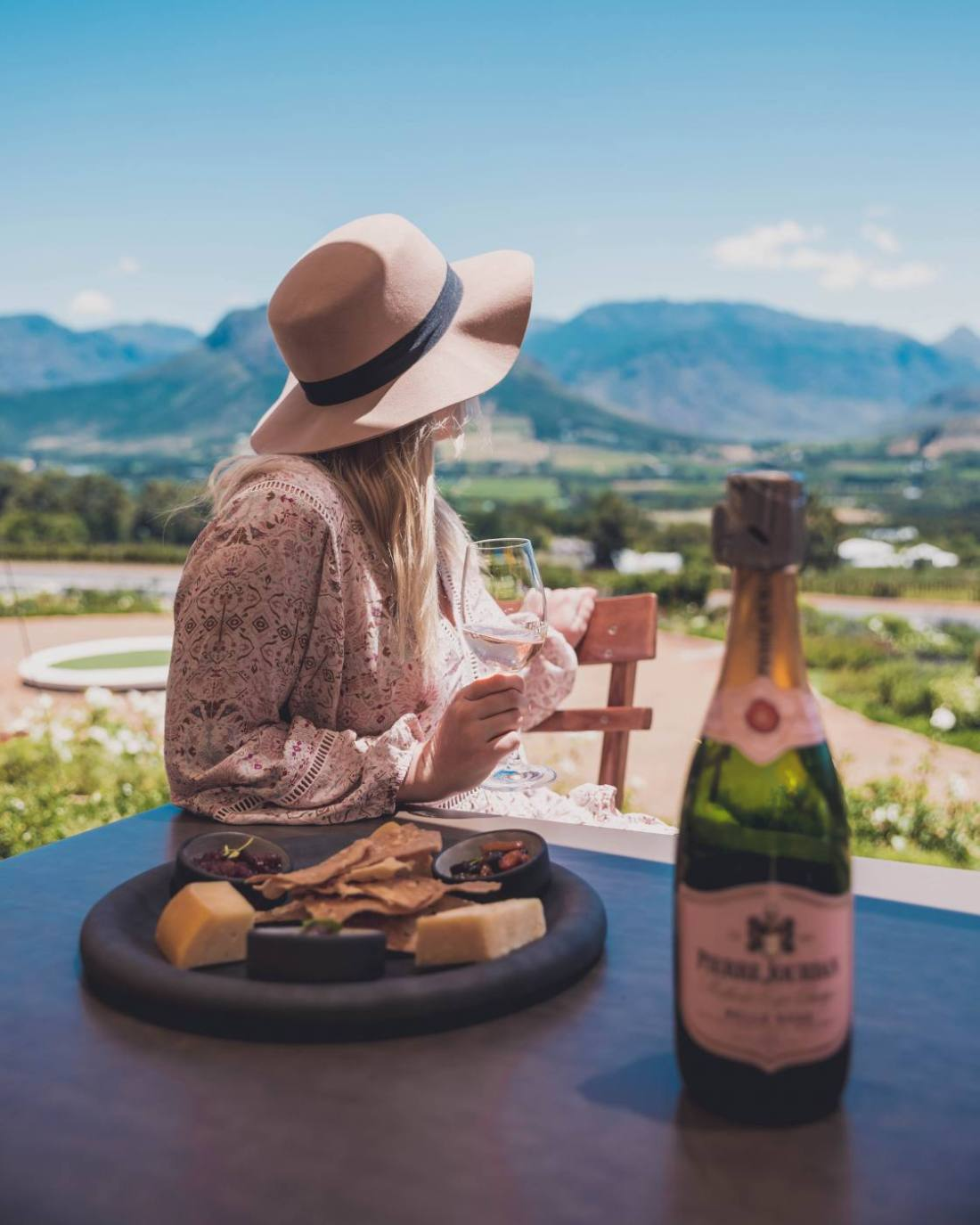 The best wineries in South Africa.