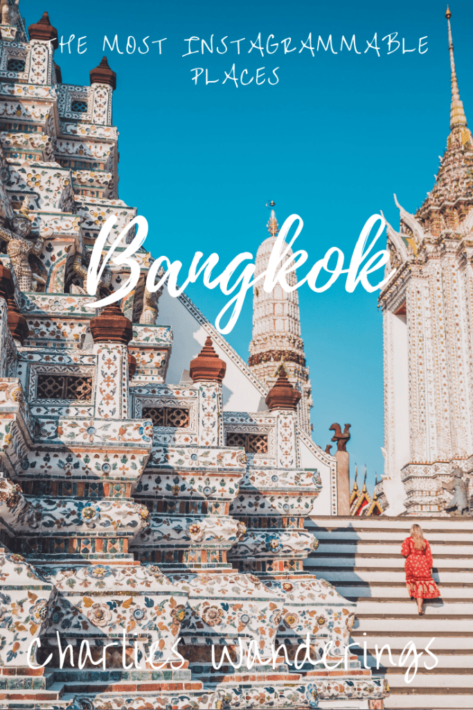 The Most Instagrammable Places in Bangkok