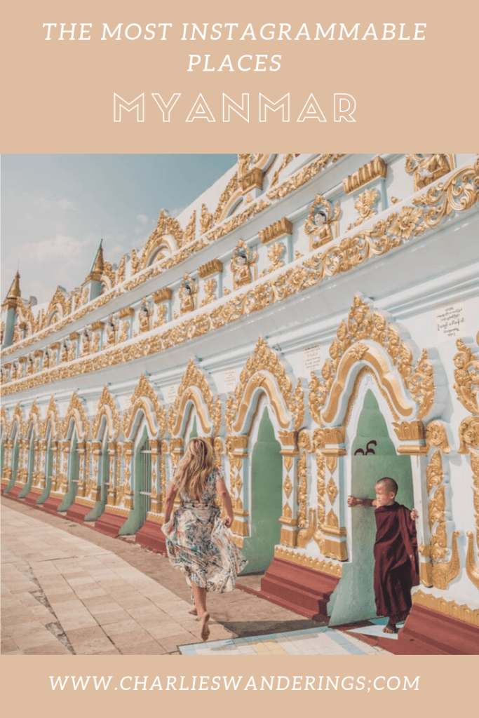most instagrammable places in myanmar