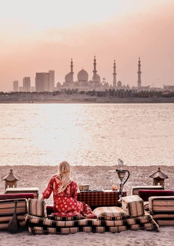 Where to stay in Abu Dhabi – Shangri-La Hotel