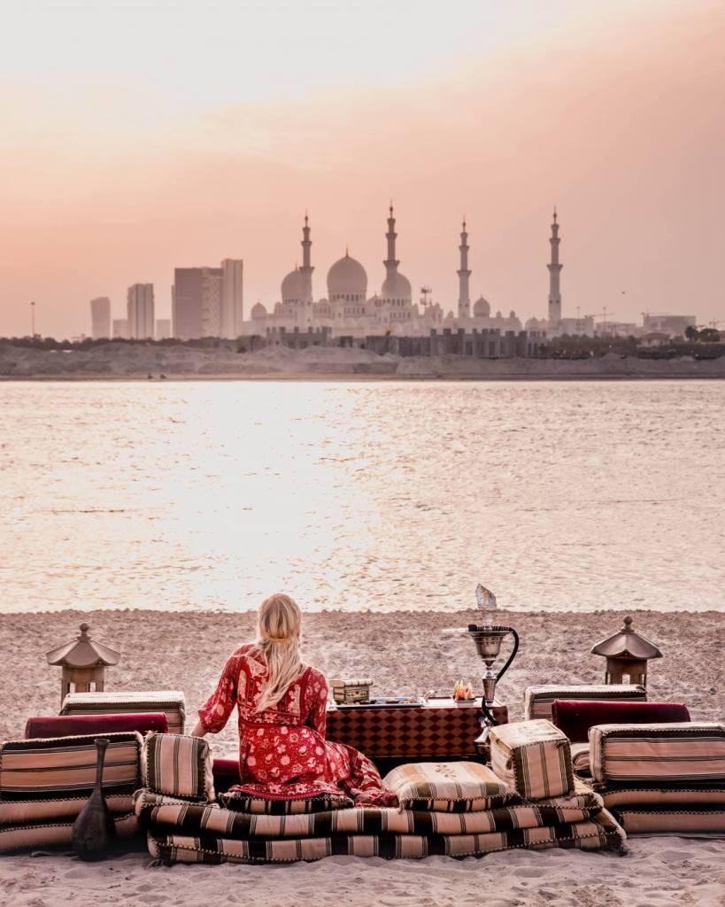 Where to stay in Abu Dhabi - Shangri La Hotel
