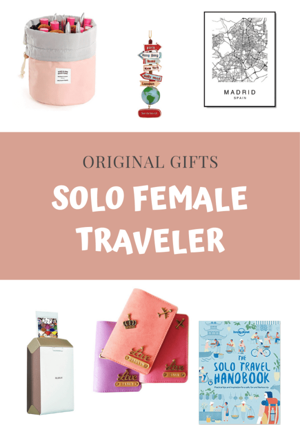 The 17 Most Original Gifts for the Solo Female Traveler