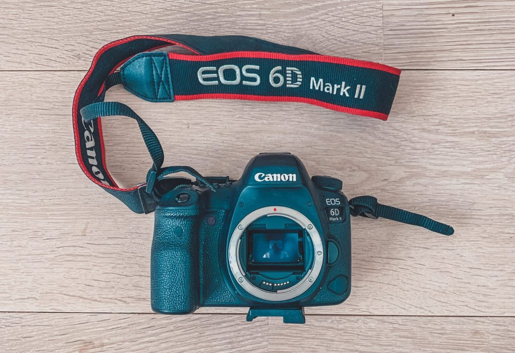 Canon EOS 6D Mark ii, the best camera for a travel blogger