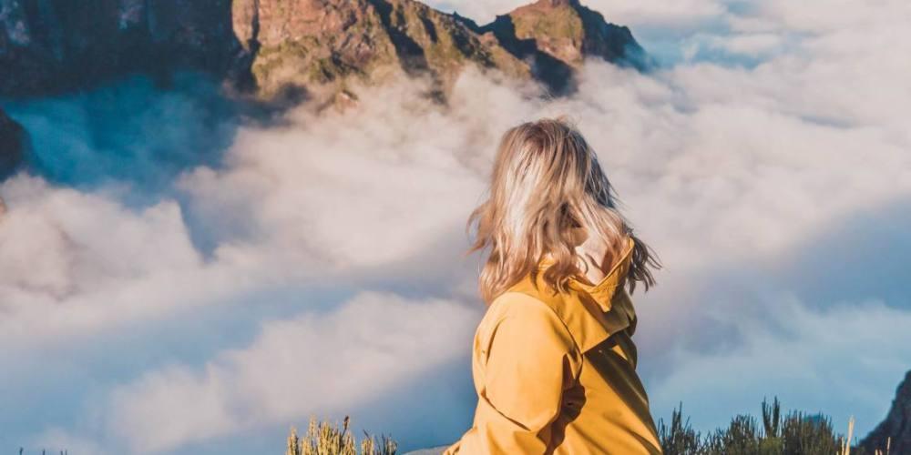 Pico do Arieiro for sunset