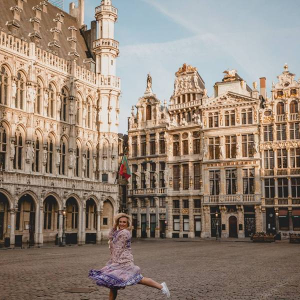 Visit the Grand Place - The Market Square of Brussels