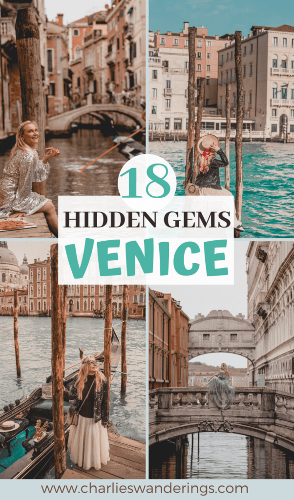 Hidden gems and Instagrammable places in Venice