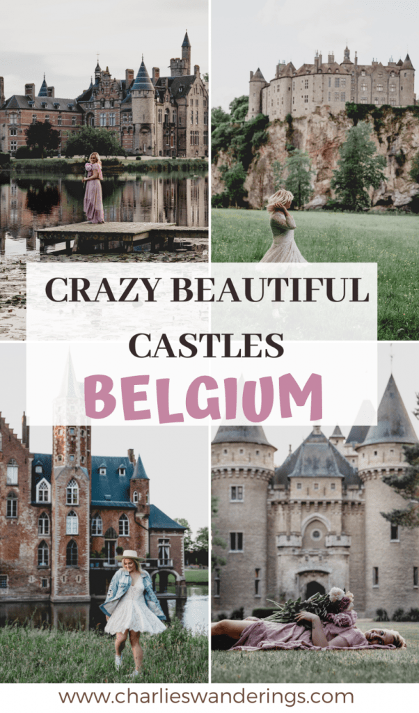The Most Beautiful Castles in Belgium That You Must See