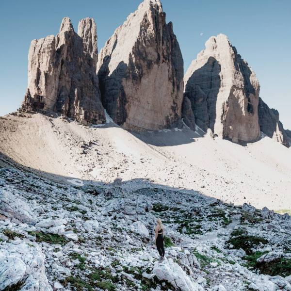 Hiking The Tre Cime Di Lavaredo Circuit
