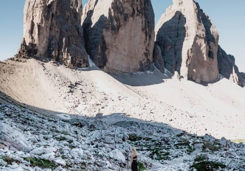 Hiking The Tre Cime Di Lavaredo Circuit