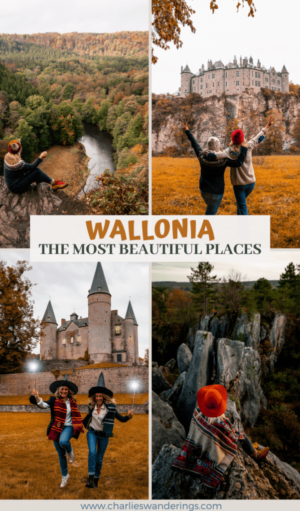 Beautiful Places To Visit in Wallonia