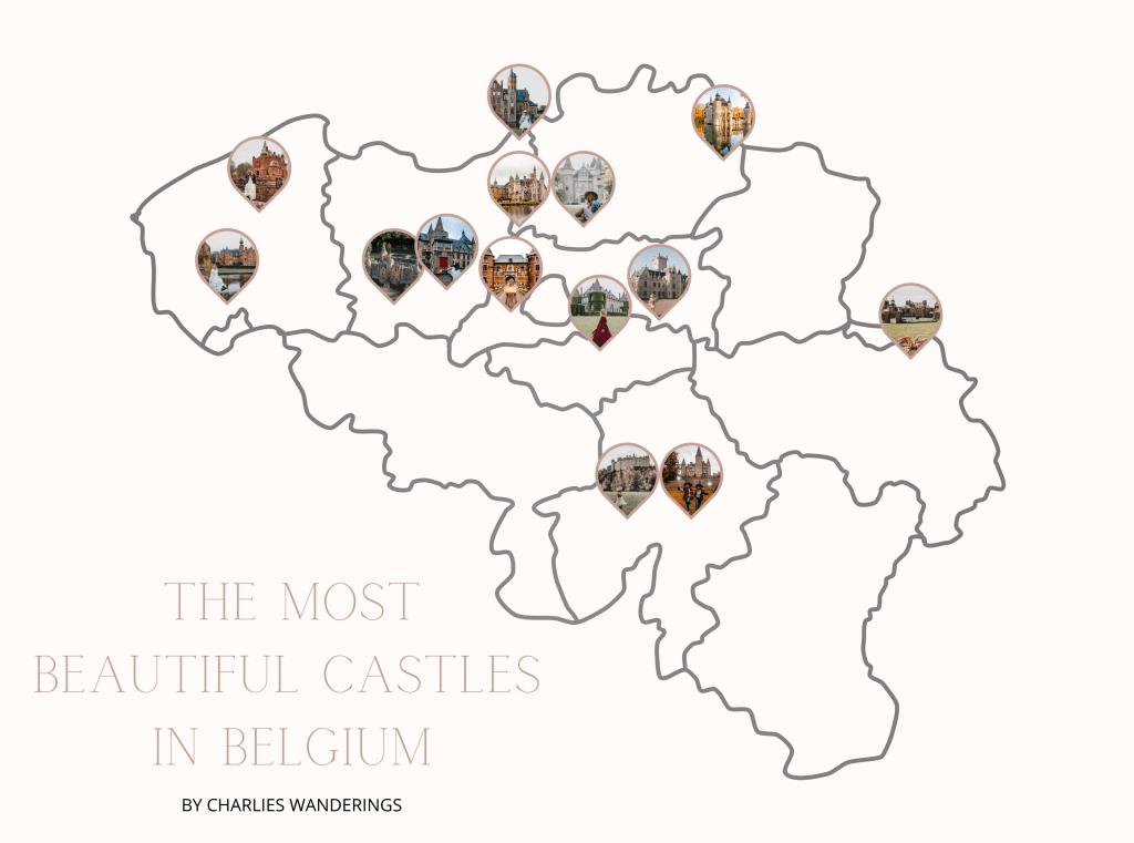 De 26 Mooiste Kastelen in België