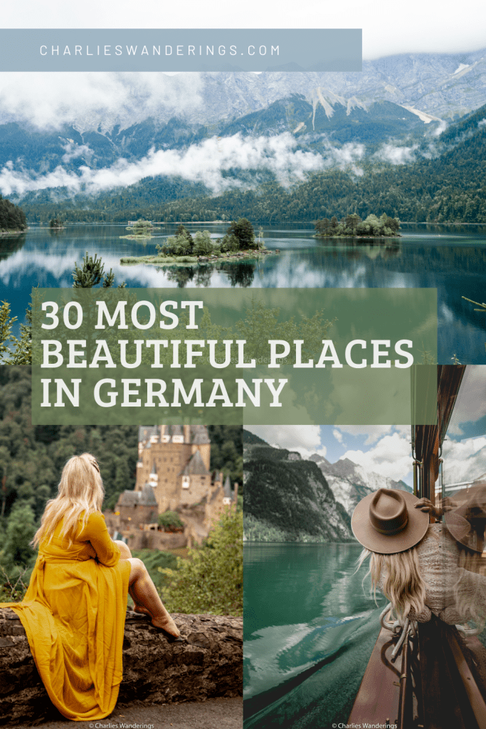 The 30 Most Beautiful Places In Germany - The Perfect 3 Weeks Germany Itinerary