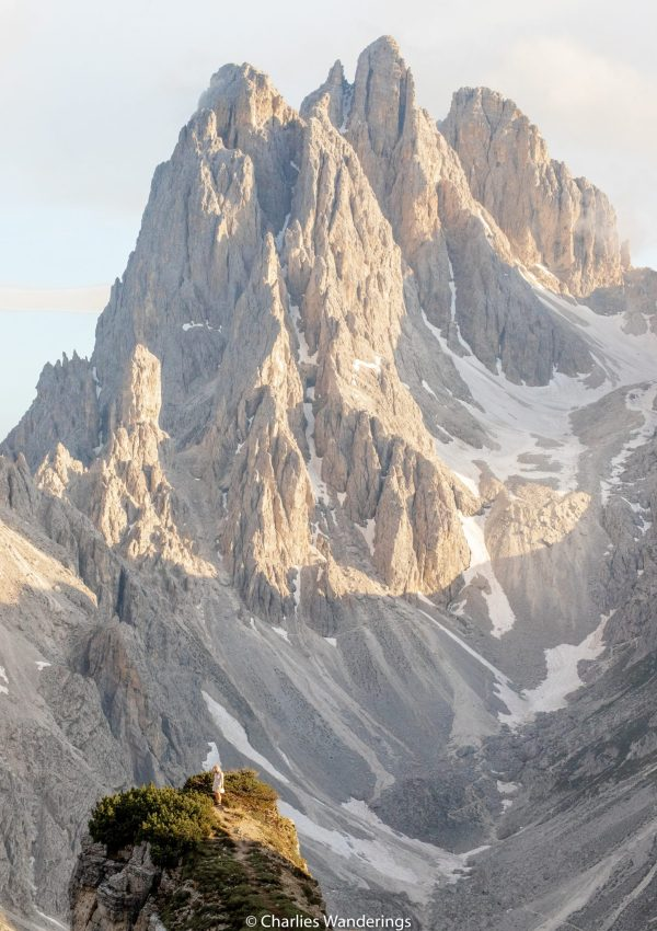 Epic Cadini Di Misurina Hike In The Dolomites