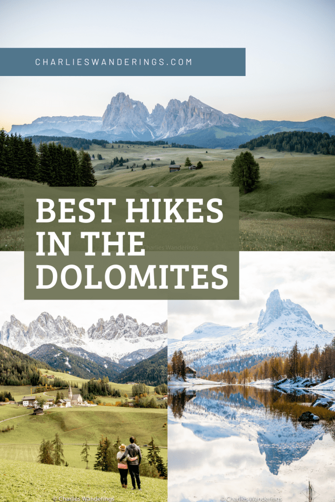Dolomites Hiking Guide: 11 Best Hikes In The Dolomites