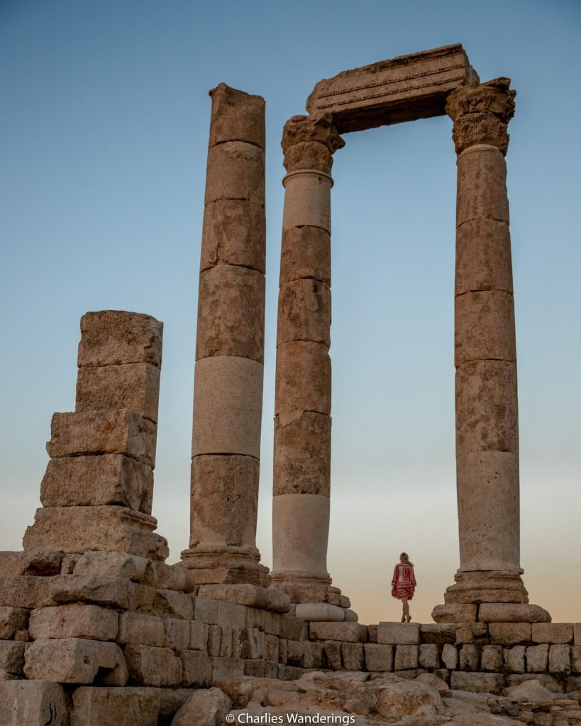 The Complete Guide to Visiting the Amman Citadel