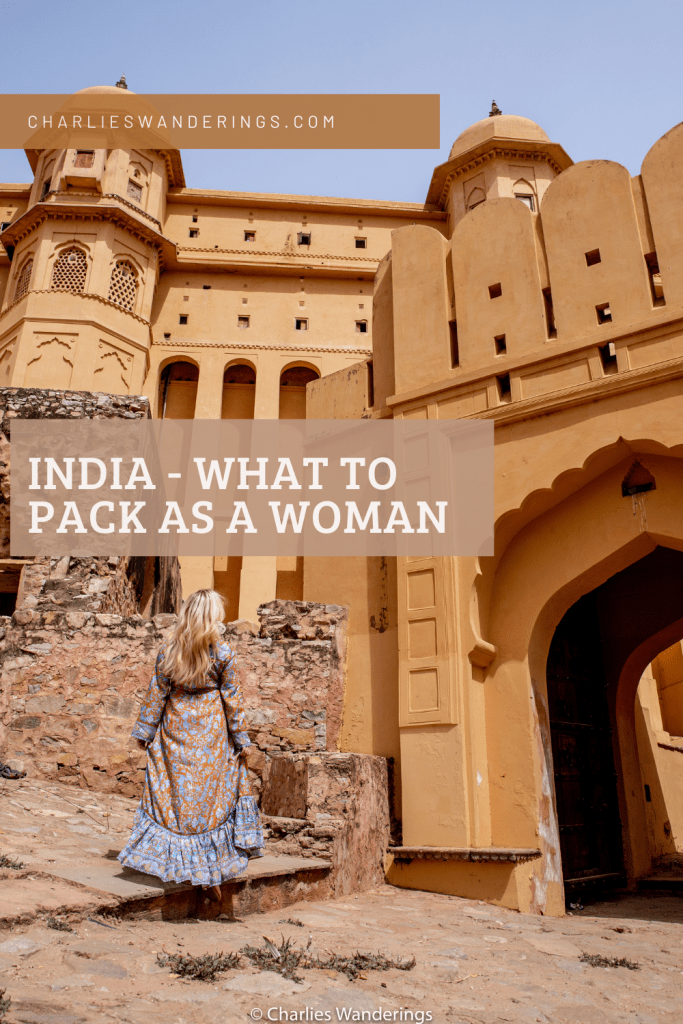 Traveling to India - A Woman's Packing GuideTraveling to India - A Woman's Packing Guide