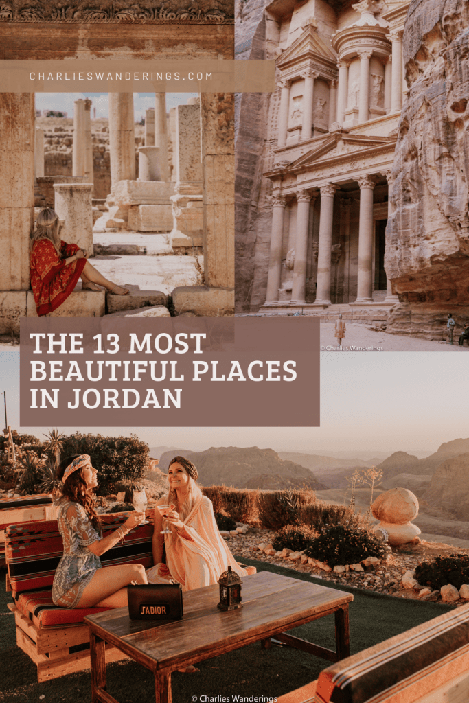 The 13 Most Beautiful Places in Jordan