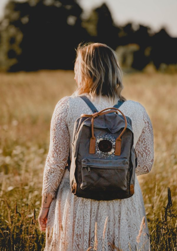 Fjällräven Känken n°2 DIY Embroidery – Transform Your Back Pack