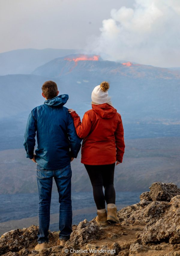 Fagradalsfjall Hiking Trail – How To Visit The Active Volcano in Grindavik Iceland