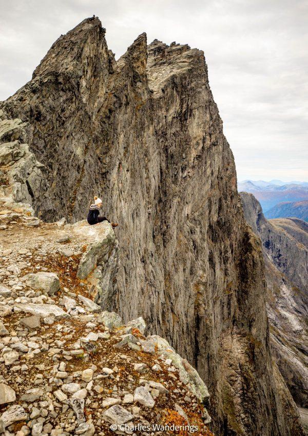 The Ultimate Trollveggen Hiking Trail – Hiking Stabbeskaret On The Troll Wall In Norway