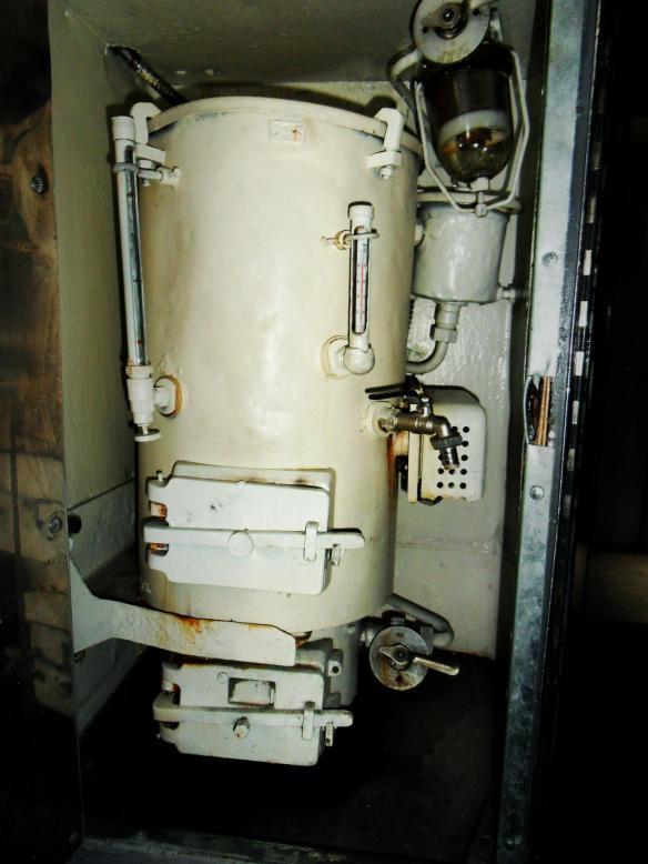 Podgrzewacz ciepłej wody użytkowej czyli bojler.
