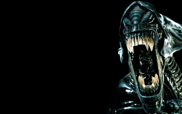 A teraz. Proszę powiedzieć: AAAA! Źródło: http://www.wallpapervortex.com/wallpaper-16747_aliens_xenomorph_alien.html#.UutYBPl5NW8