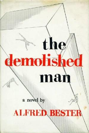 """Okładka pierwszego wydania """"Człowieka do przeróbki"""". Źródło: wikipedia.com"""