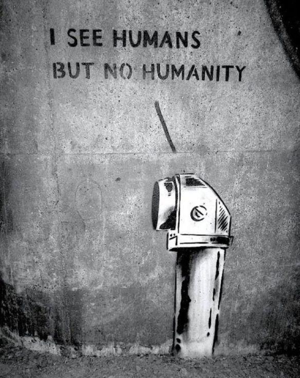 Gdzie ten humanizm? Się pytam no gdzie? Źródło: https://www.pinterest.com/pin/377246906260339576/