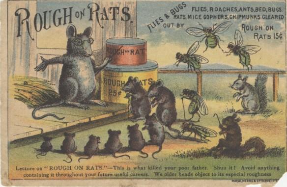 Reklama trutki na szczury, ale nie takie stalowe. Źródło: https://flic.kr/p/5Hif6F