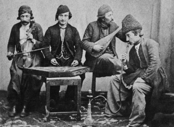 Zespół cygański z carskiej Rosji. Źródło: https://flic.kr/p/aaaeVS
