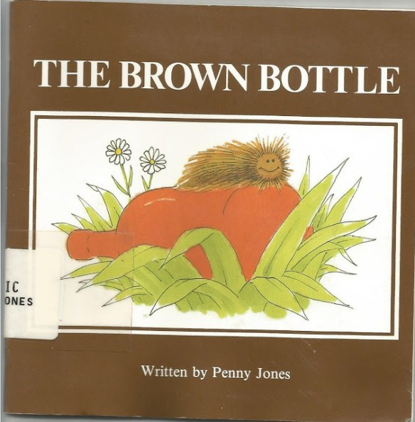 Brown bottle 1