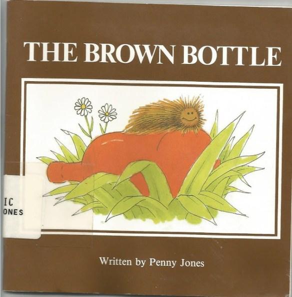 Brown bottle 1