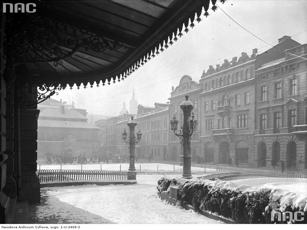 Dalej Kraków. Źródło: http://www.audiovis.nac.gov.pl/obraz/51694/a5eb50c7ed80c8b28ec740c1e89119a5/