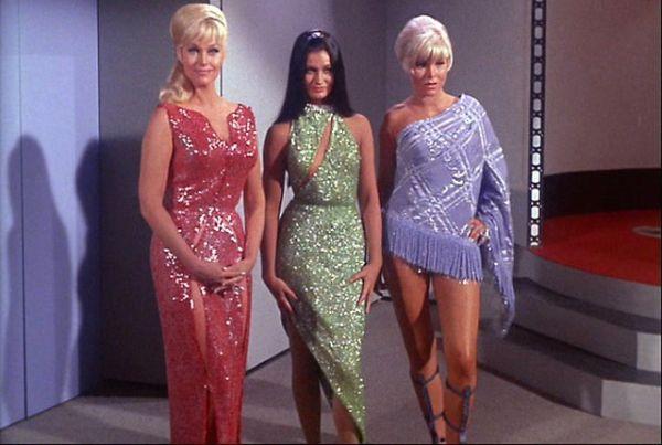 Stroje z oryginalnego Star Treka były bardzo nowatorskie...
