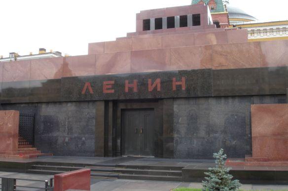 O a tu Lenin wiecznie żywy śpi. https://flic.kr/p/oM6pe