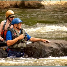Cheat River Swftwater Rescue Clinic 8
