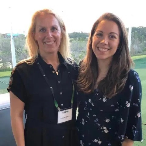 How an innovative campaign to get kids into surveying turned into a business and lit up the world of geospatial marketing with Elaine and Elly Ball